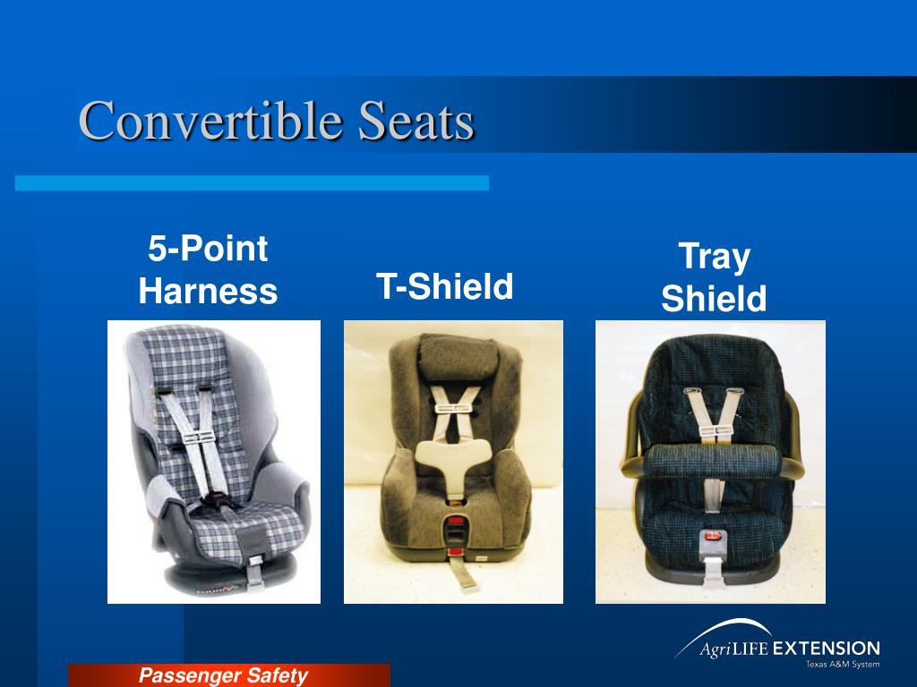 Convertible Seats