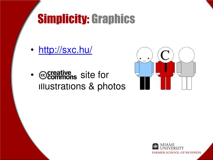 Simplicity: