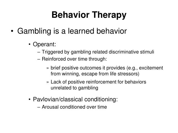 Behavior therapy l.jpg