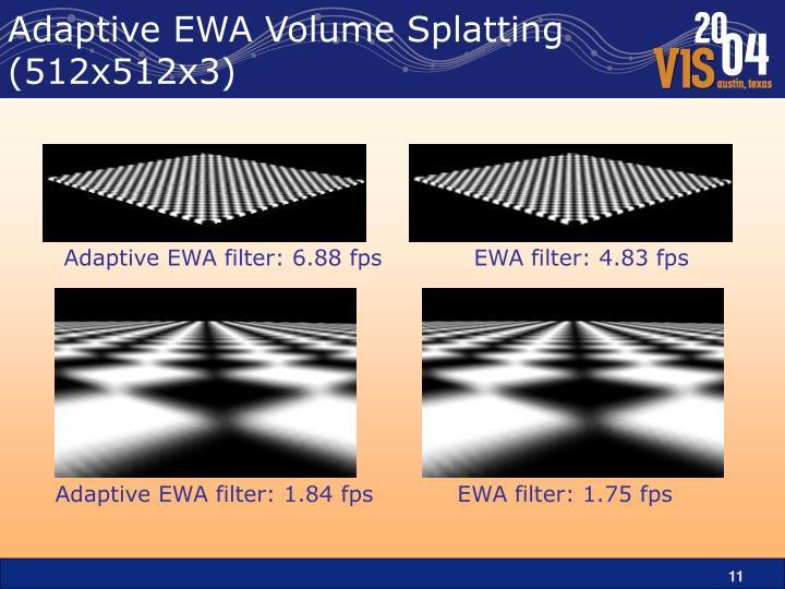 Adaptive EWA Volume Splatting (512x512x3)