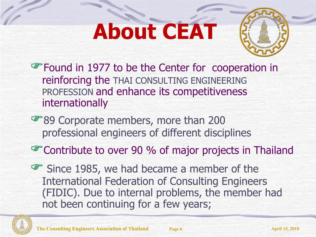 About CEAT