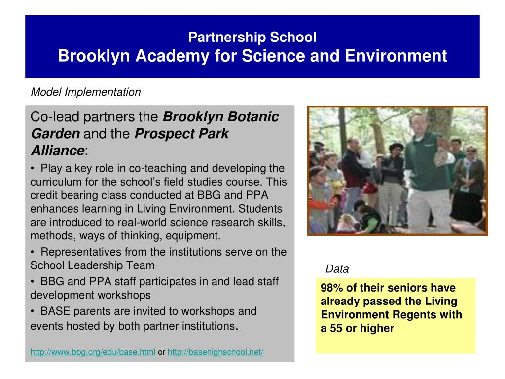 Partnership School