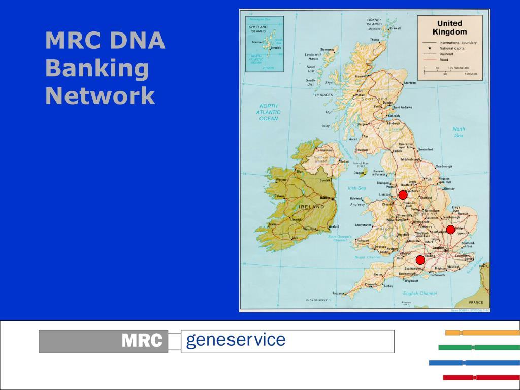 MRC DNA