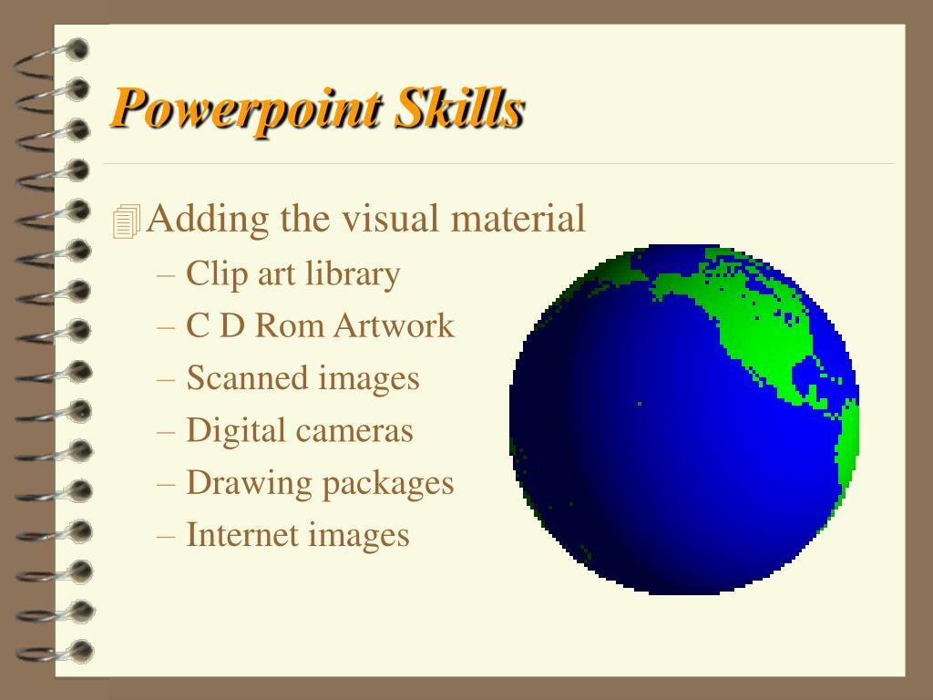 Powerpoint Skills
