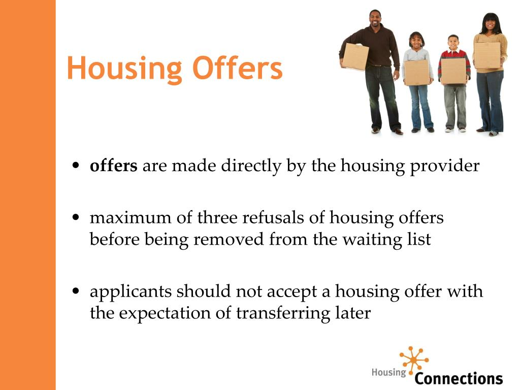 Housing Offers
