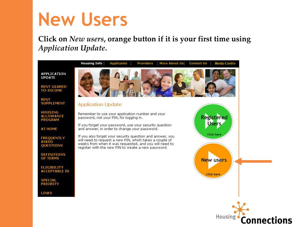 New Users