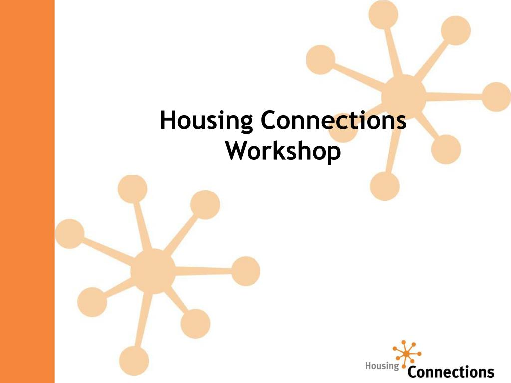 Housing Connections