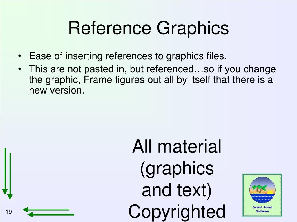 Reference Graphics