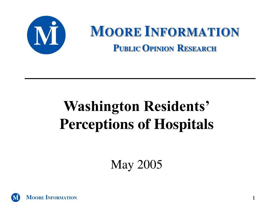 Washington Residents'