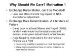 why should we care motivation 1