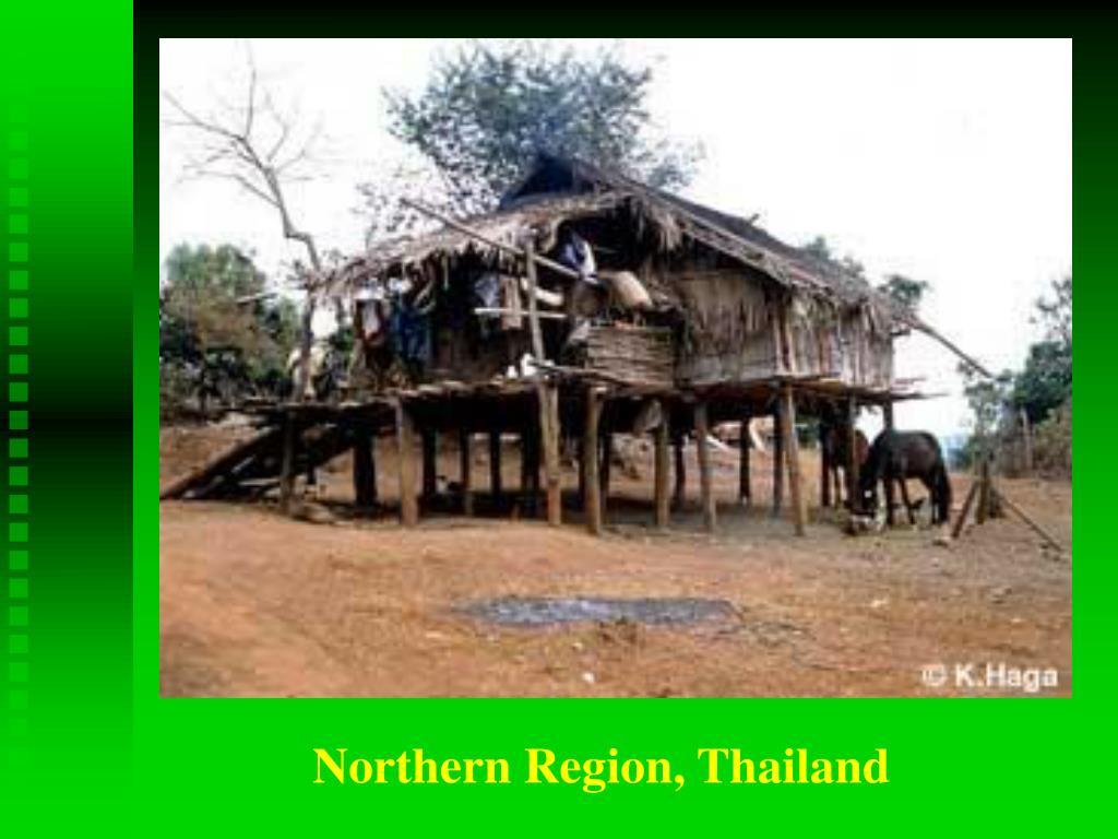 Northern Region, Thailand