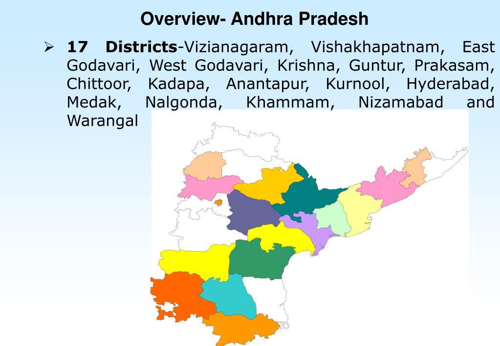 Overview- Andhra Pradesh