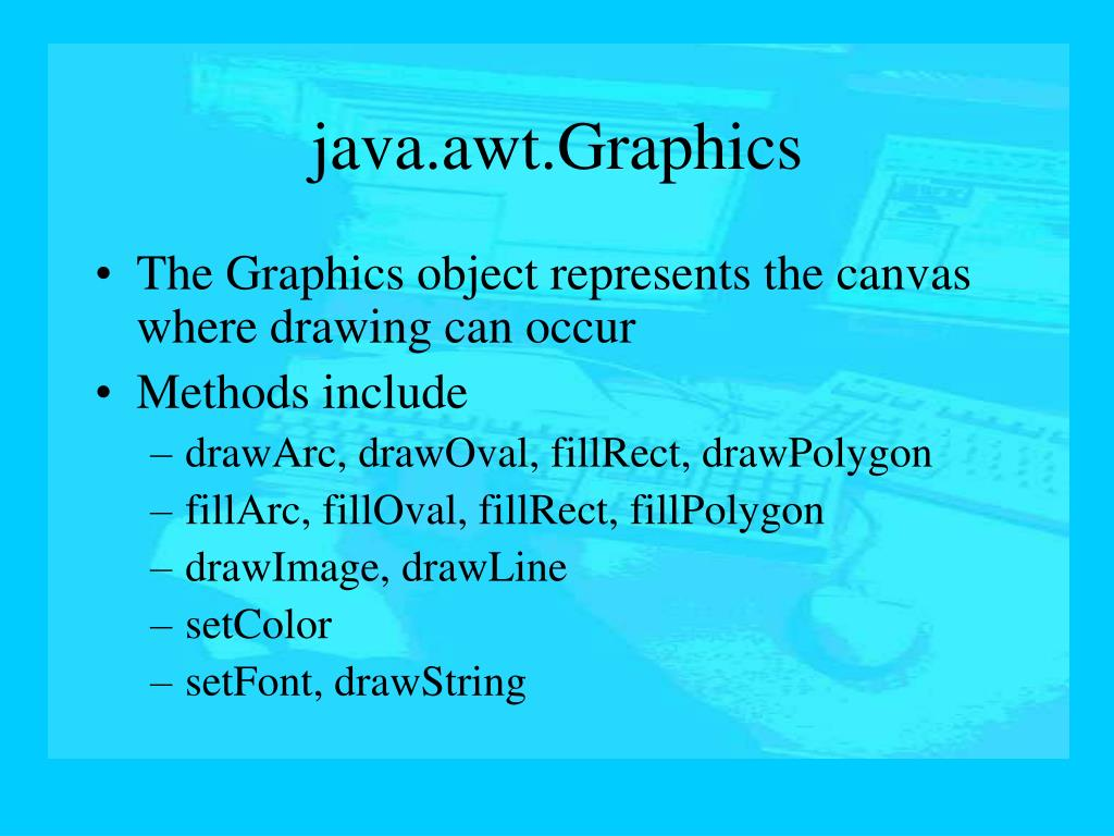 java.awt.Graphics
