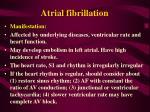 atrial fibrillation48