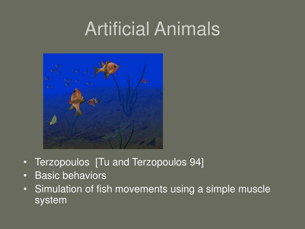 Artificial Animals
