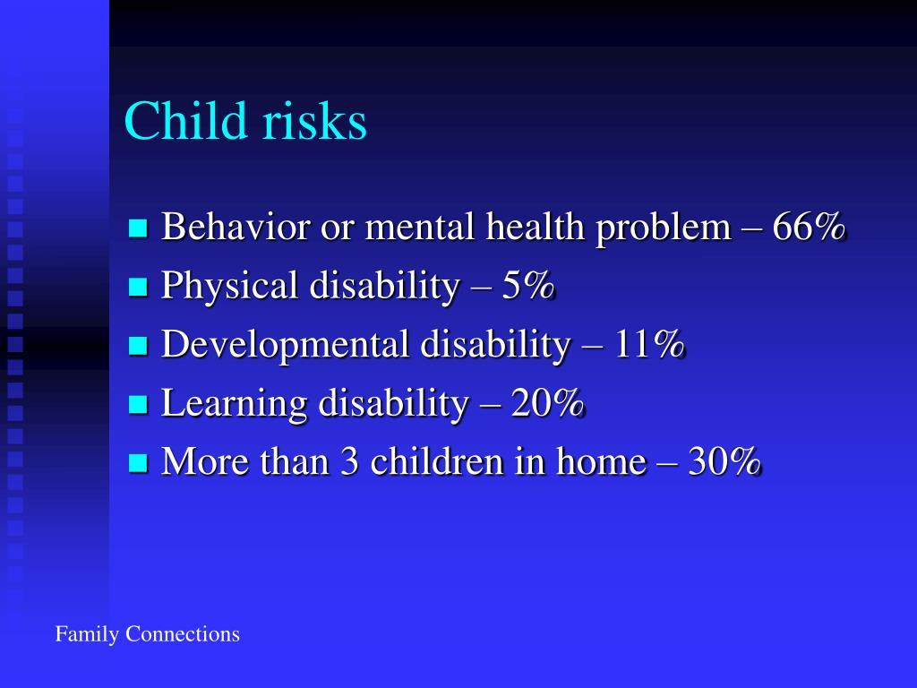 Child risks