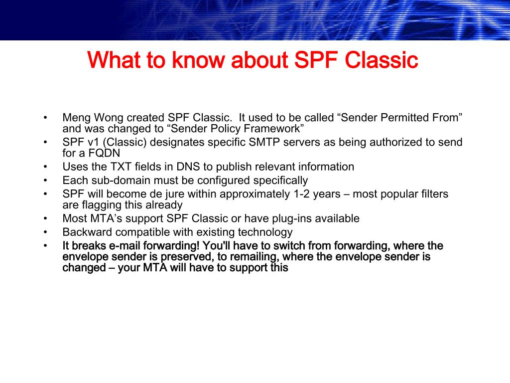What to know about SPF Classic