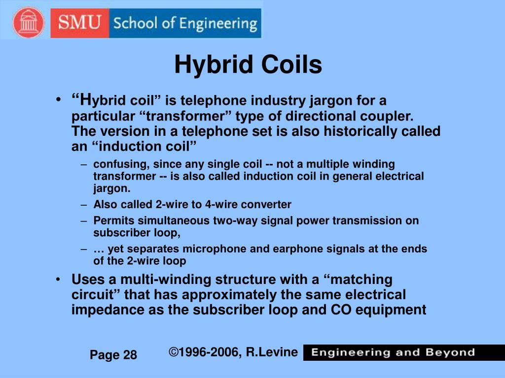 Hybrid Coils