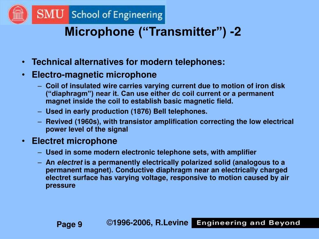 "Microphone (""Transmitter"") -2"