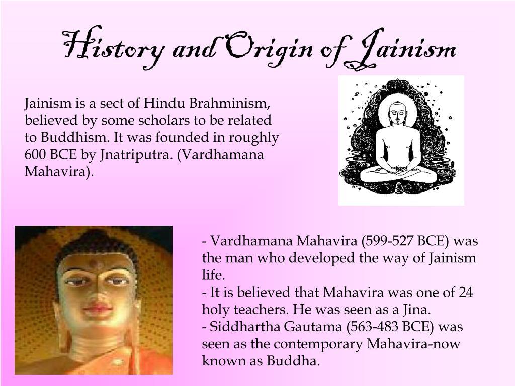History and Origin of Jainism