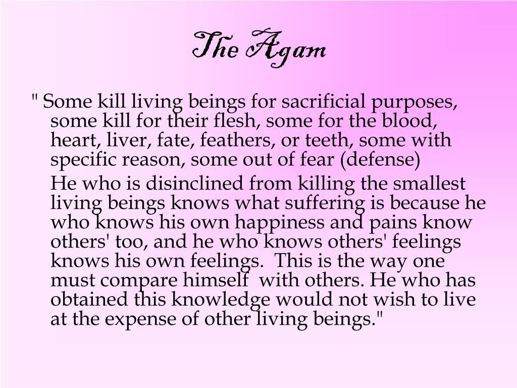 The Agam