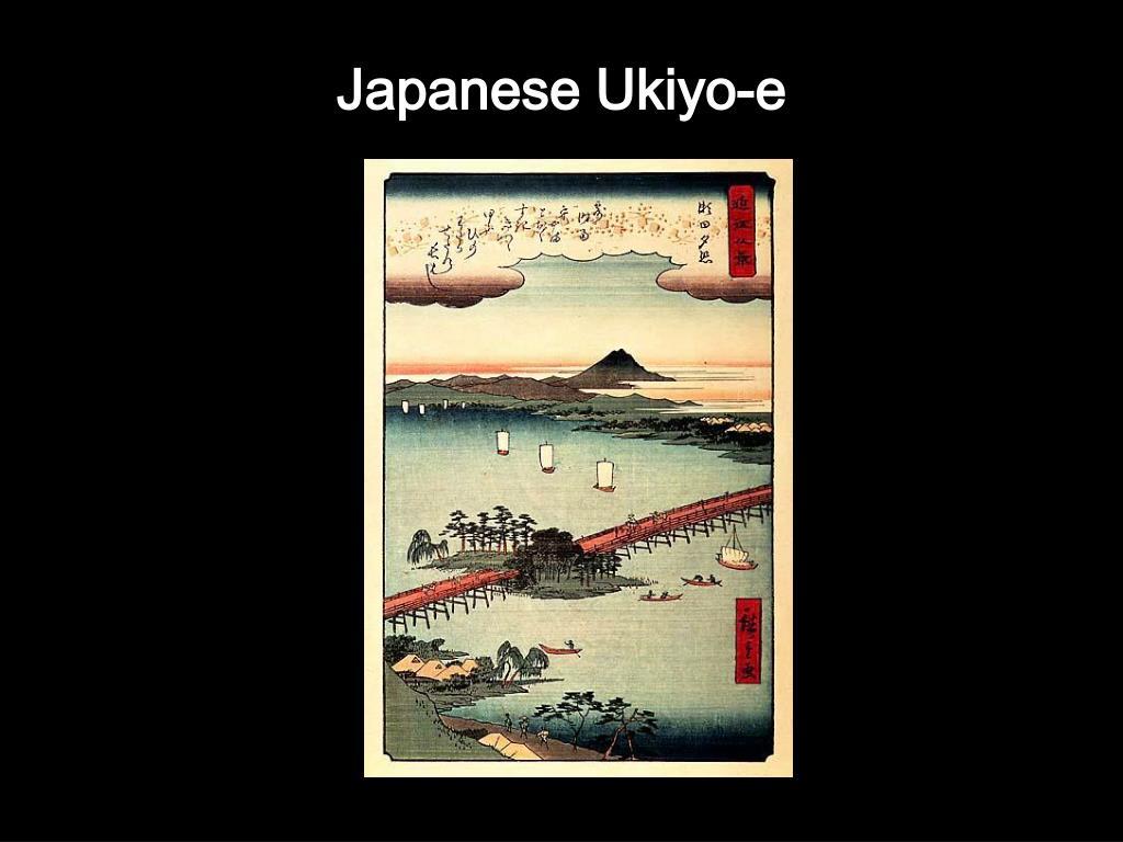Japanese Ukiyo-e