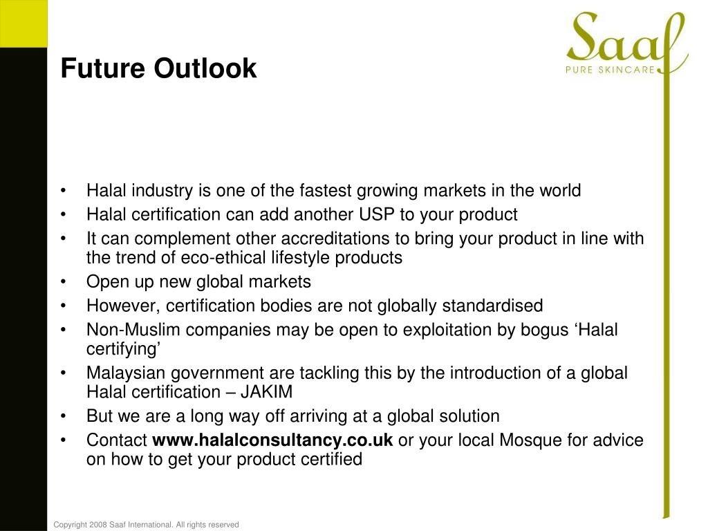 Future Outlook