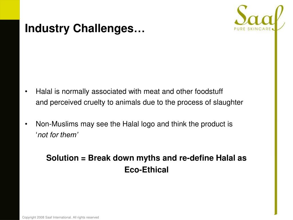Industry Challenges…