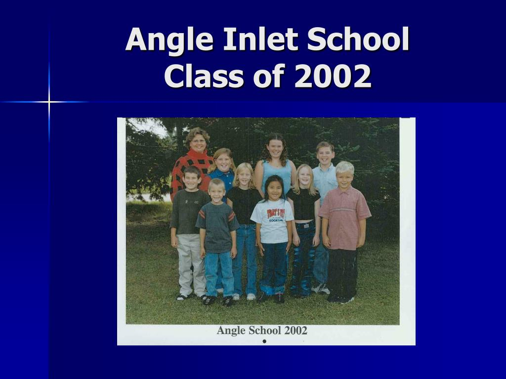 Angle Inlet School