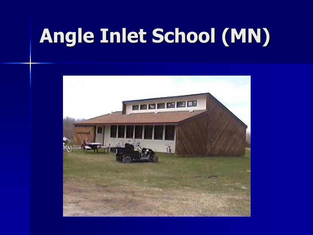 Angle Inlet School (MN)