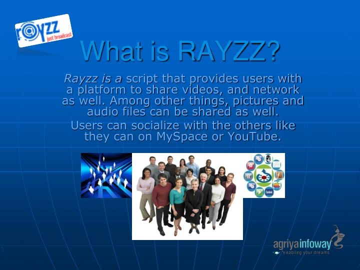 What is rayzz