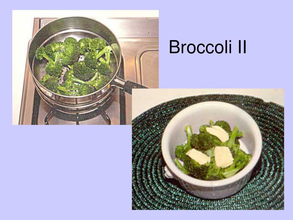 Broccoli II