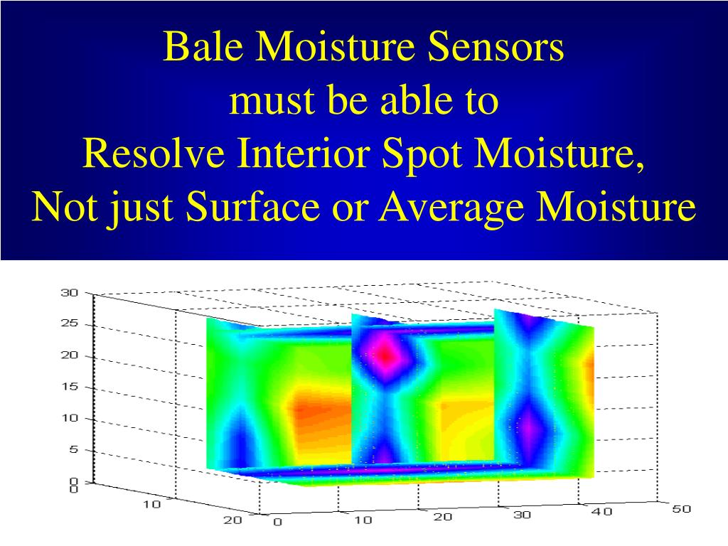Bale Moisture Sensors