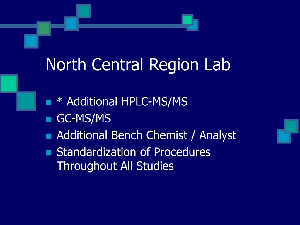 North Central Region Lab