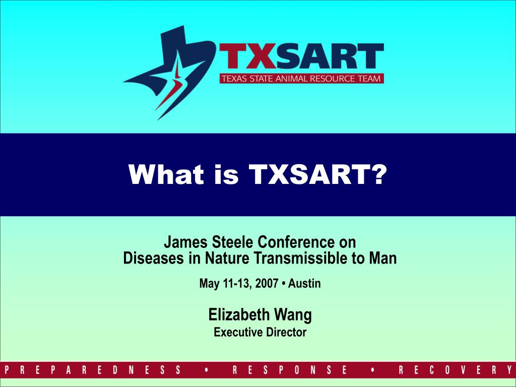 What is TXSART?