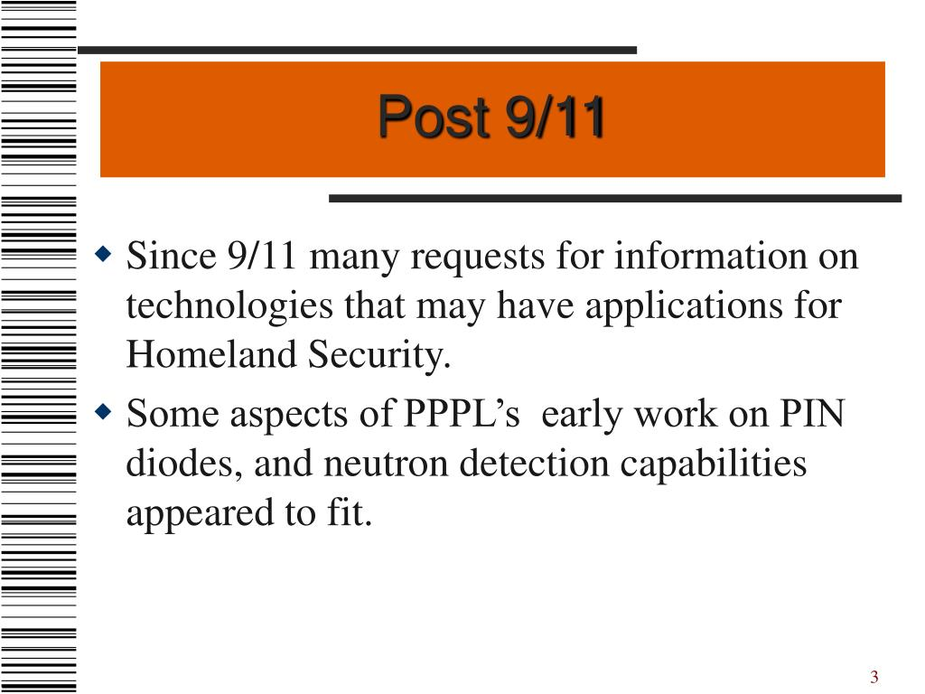 Post 9/11