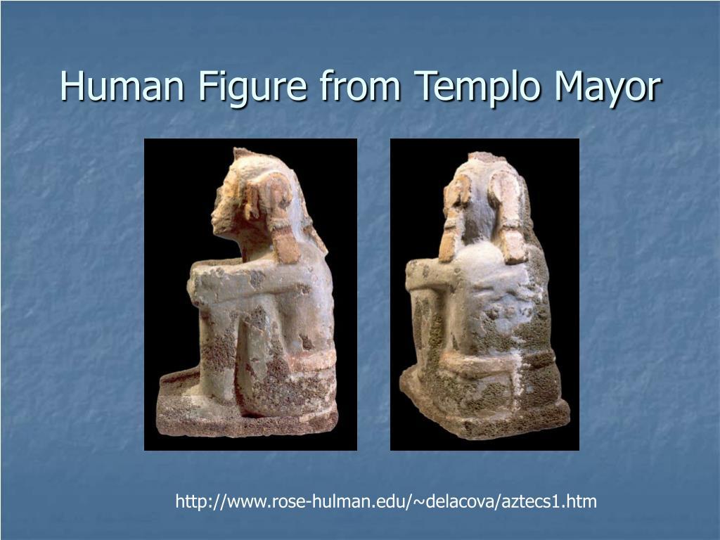 Human Figure from Templo Mayor