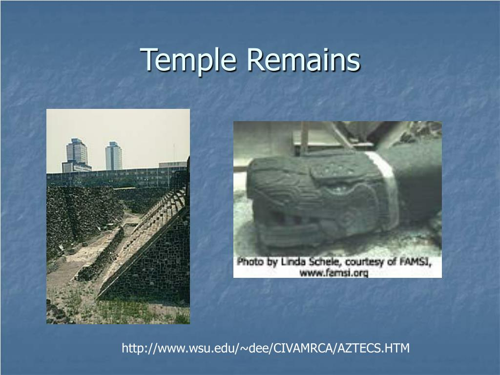 Temple Remains