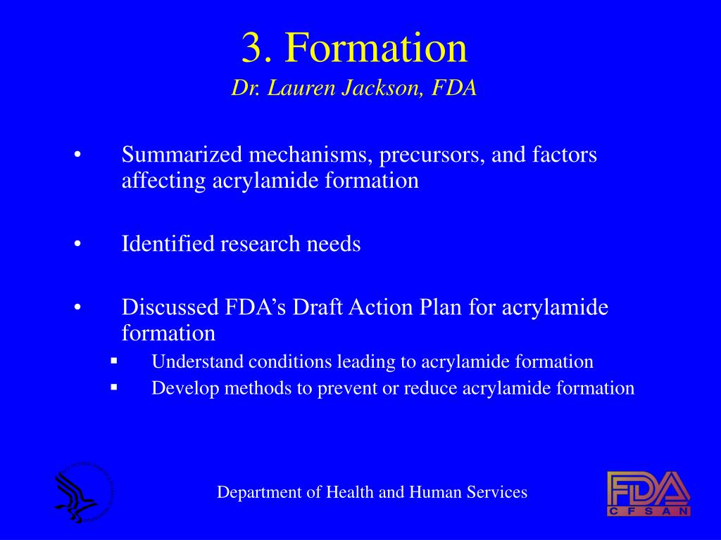 3. Formation