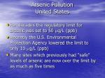 arsenic pollution united states25