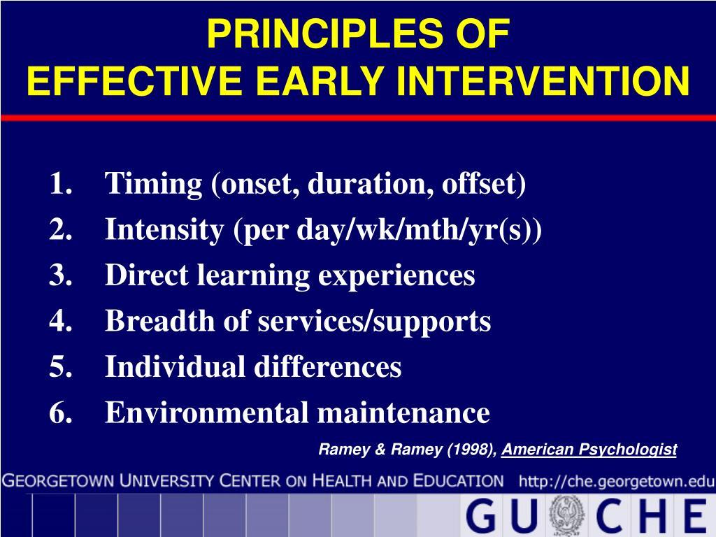 PRINCIPLES OF