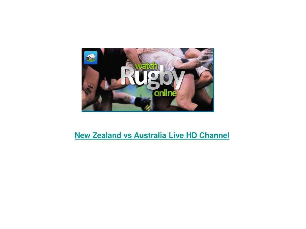 New Zealand vs Australia Live HD Channel