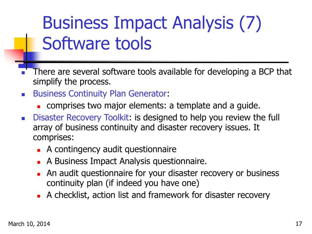 Business Impact Analysis (7)