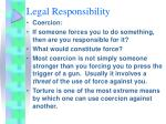 legal responsibility10