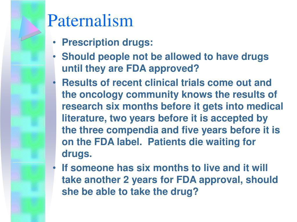 Paternalism