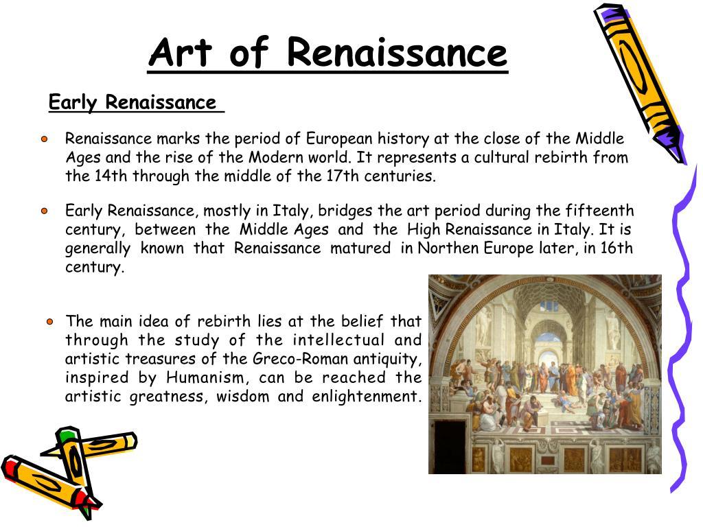 Art of Renaissance