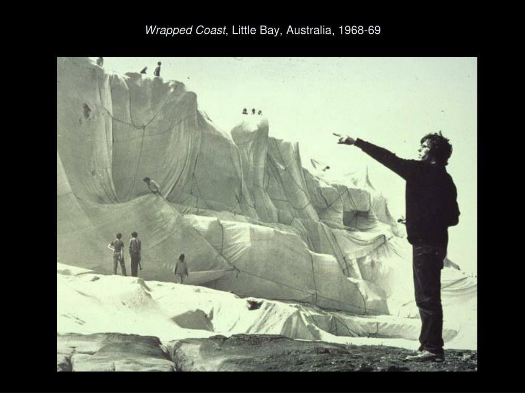 Wrapped Coast