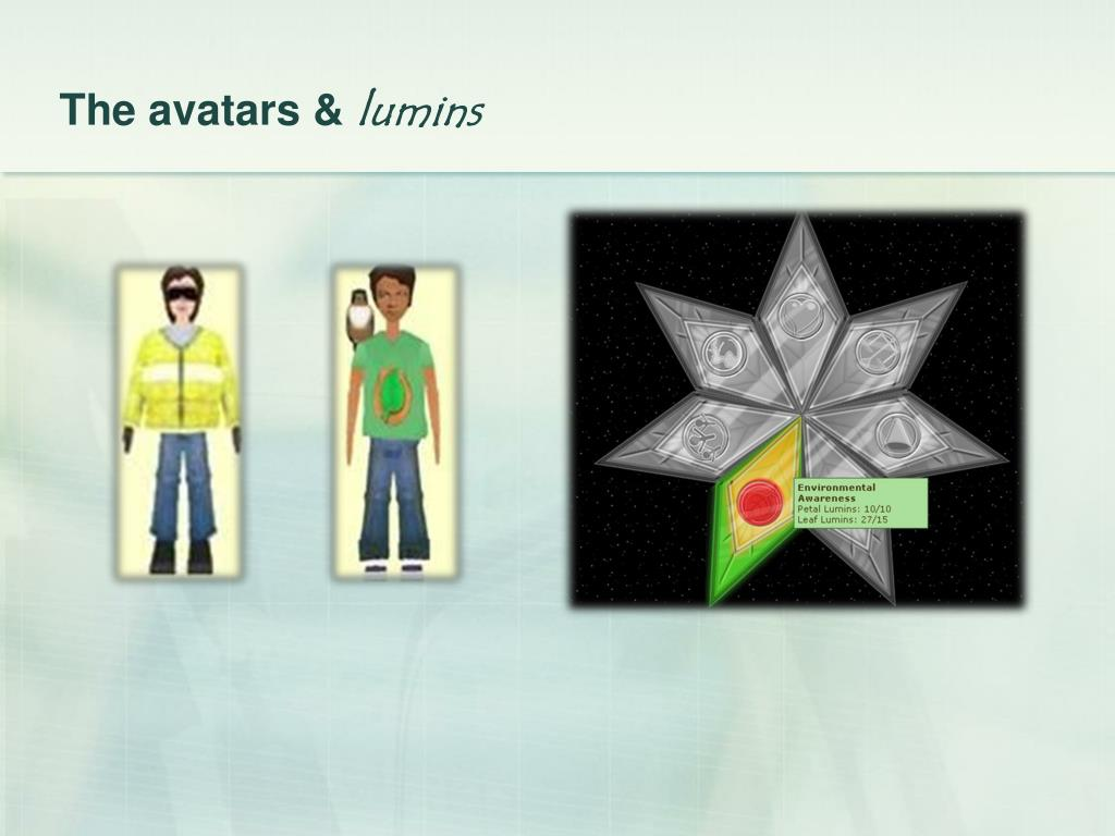 The avatars &