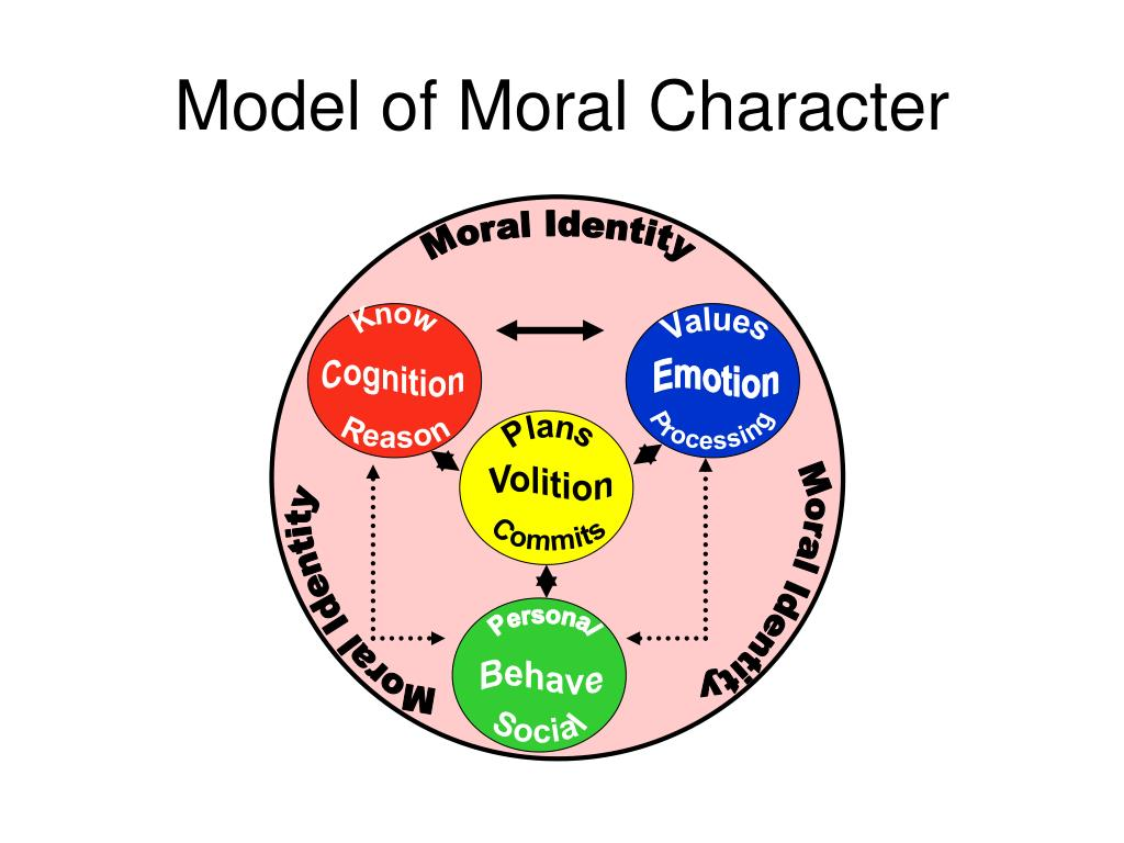 Education of moral and volitional and physical qualities