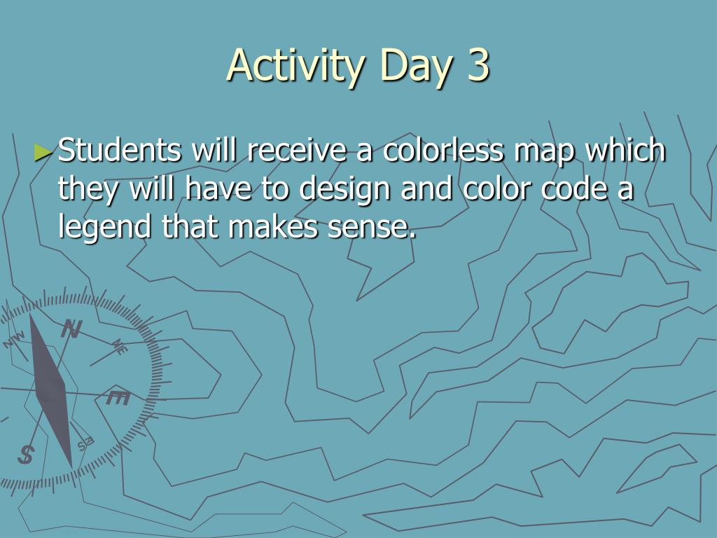 Activity Day 3